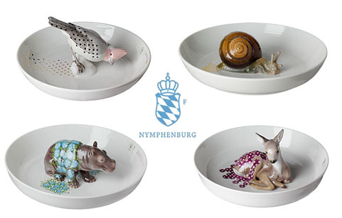Nymphenburg bowls