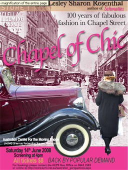 Chapel of Chic by Lesley Sharon Rosenthal