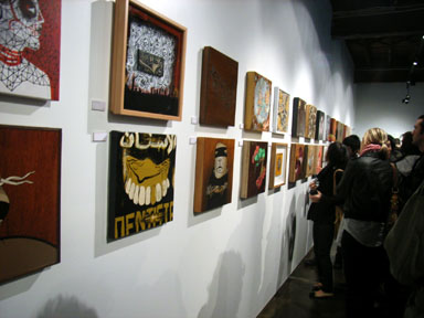 The Forty Thieves @ Gorker Gallery