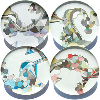Marco Cibola plates from Poketo