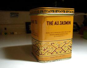 aka Jasmine Tea